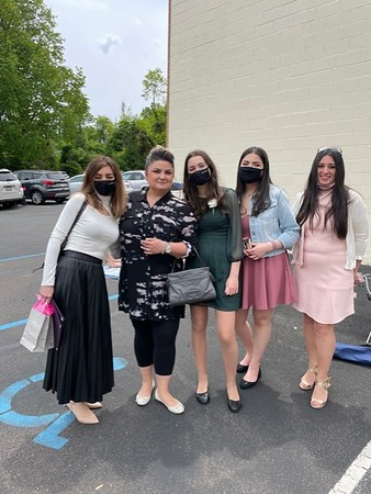 Cheltenham, PA, Sunday School Graduation (May 16, 2021)