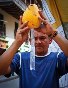 Cartagena, Colombia, February 19, 2008