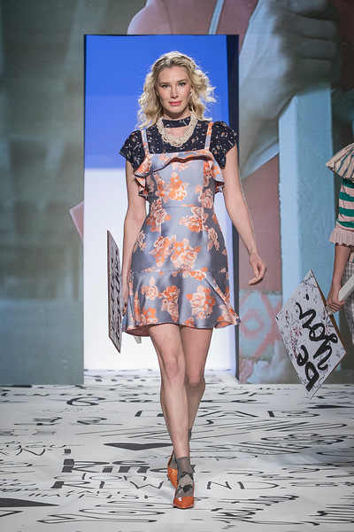 DMC Fashion Show Oct 2018