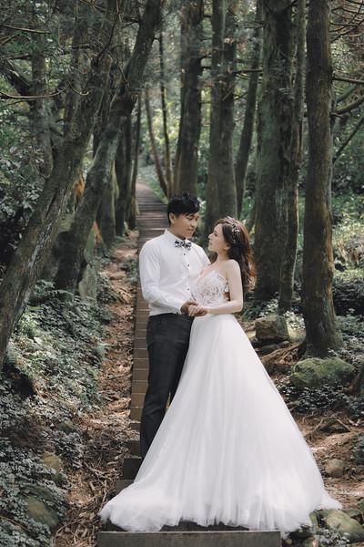SAN Pre-wedding