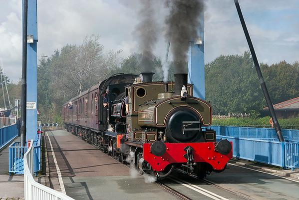 18th September 2011: Ribble Steam Railway