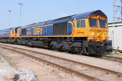 Peterborough GBRF 23/04/11