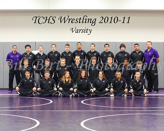 TCHS W 2011 Team