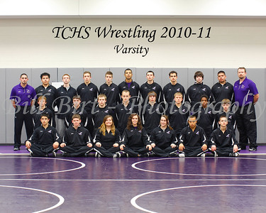 TCHS-Wrestling 2011 Team Photo