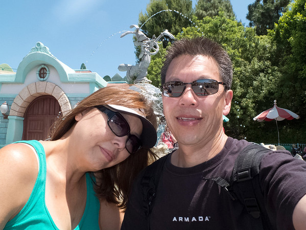 Disneyland June 2013