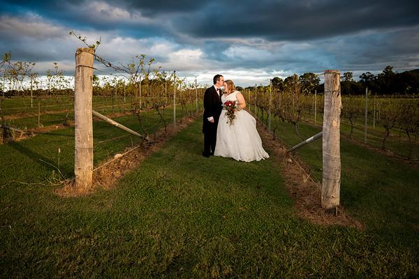 Amy&Luke: Sirromet Winery Wedding
