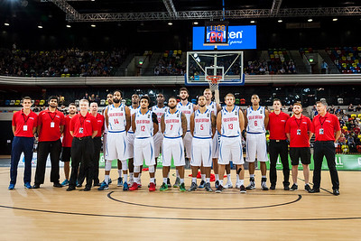 GB Men vs NZ Tall Blacks
