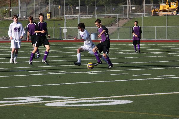 2009-04-24 IHS Boys Soccer vs Lk Wa