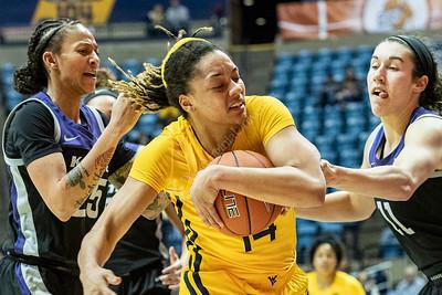 36418 Women's Basketball K State February 2020