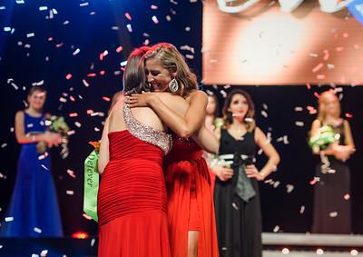 Finale Miss Coast Belgium 2015