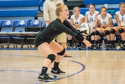 DHS Volleyball 09-04-2018