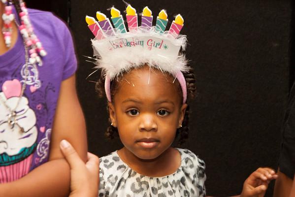Kailyn's 3rd Birthday