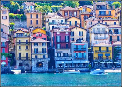 Varenna in colors (Lecco - Como Lake)