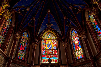 Churches and Sacred Spaces