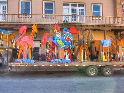 Santa Fe town