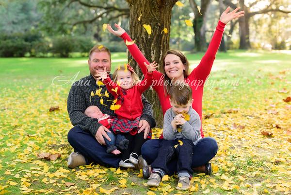 The Conley family  |  Eden Gardens State Park