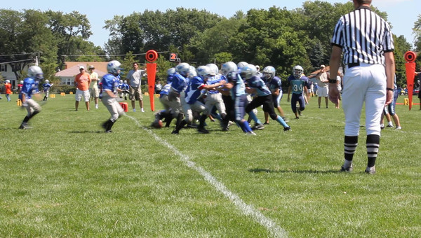 Game vs Mt. Prospect 08/21/2011