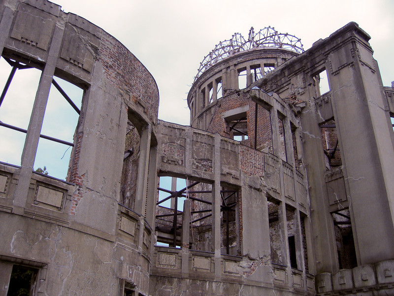 Horishima Ruins - digital photo (Canon S500) - Summer 2006