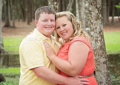 Donovan & Taylor...engaged!