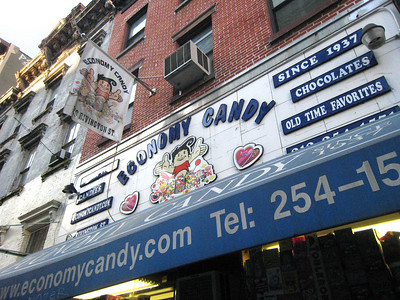 Economy Candy, Sept. 18, 2007