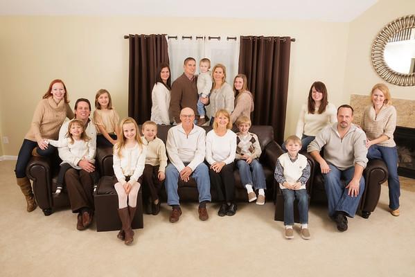 Varwig Family Christmas Session