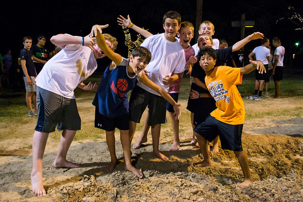 Sugar Creek Baptist Church: Youth - July 31, 2012, Evening