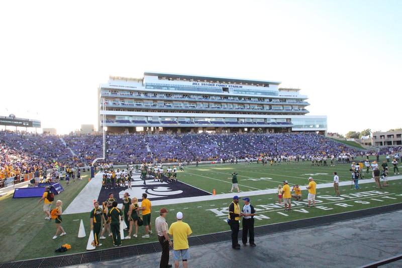 2013 Bison Football - Kansas State 015.JPG