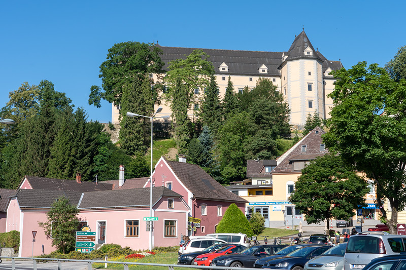 Town of Grein, Austria