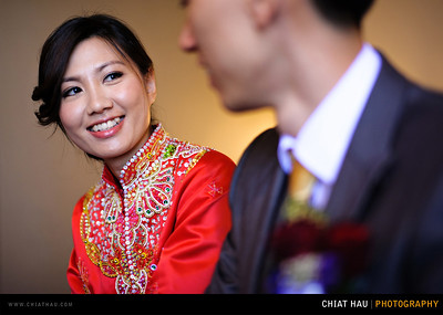 Tiong Sheng and Mei Yin - Actual Day Wedding