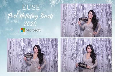 2020 EUSE Microsoft Post Holiday Bash