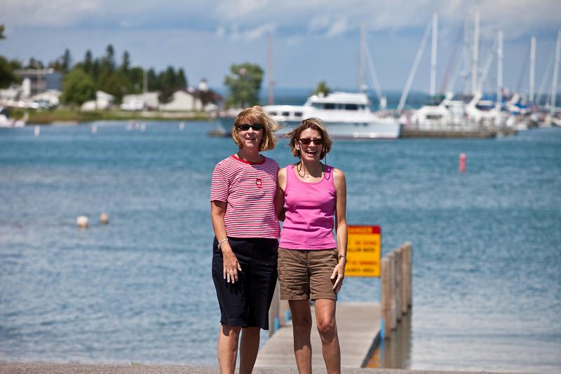 Melinda & Peggy