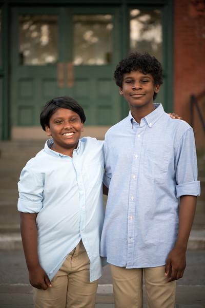 Ranganathan Family