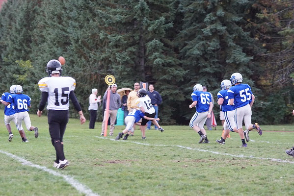Eagan V Burnsville 9th grade football Pic's