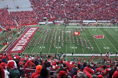 Nebraska Game Day 11-15-2014