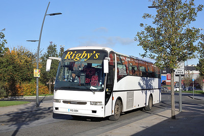 Rigby's Coaches (Accrington)