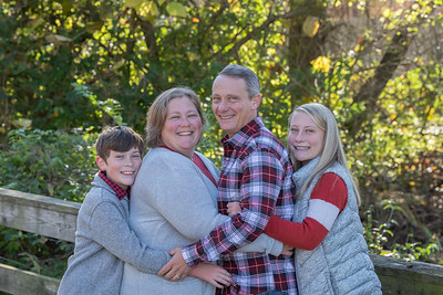 "The ""B"" Family, Fall 2020"