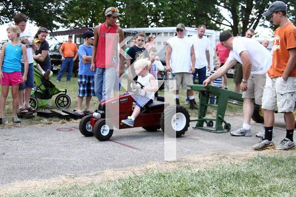 Mini Tractor Pull