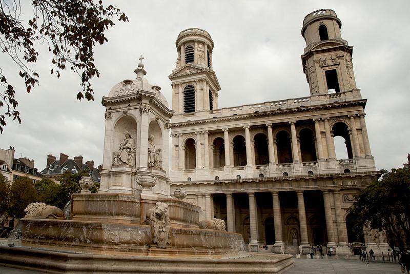 St Sulpice - Paris