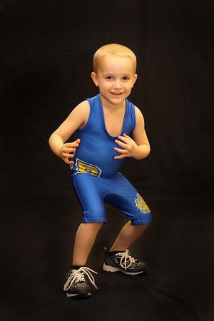 Chestnut Ridge Wrestling - Little Lioins