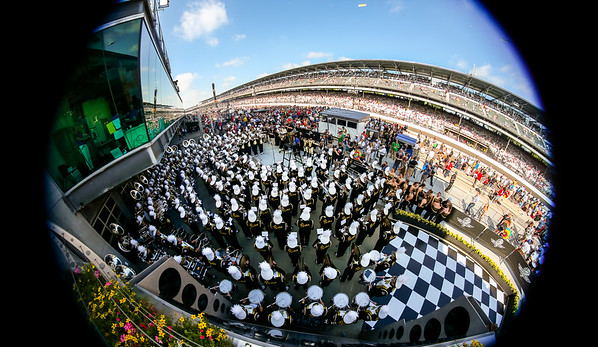 2016 Indianapolis 500 (Race Day)