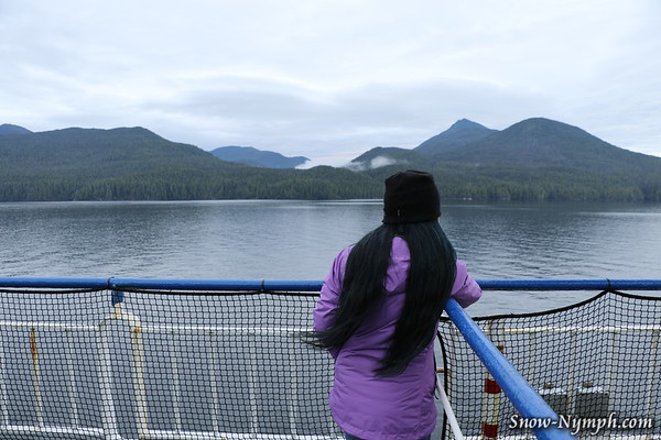 2018-09-30  Day 5  Ferry ride to Bella Coola (almost)