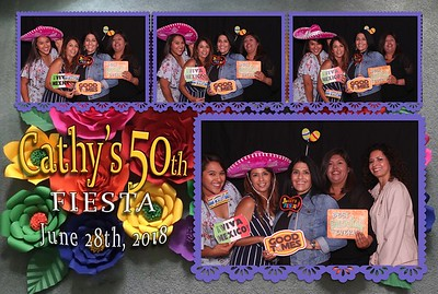 CATHY LOPEZ 50 TH BIRTHDAY