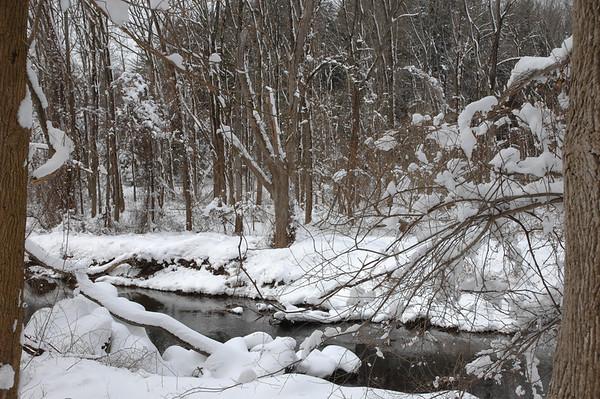 Random Bryn Athyn Snow Shots - 2011