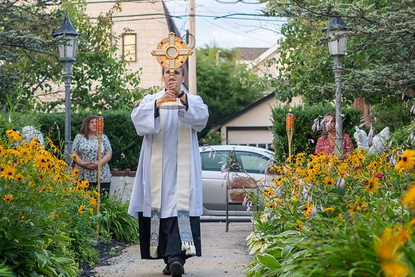 God at the Grotto | Fr. Dominik Wegiel | 07.22.21