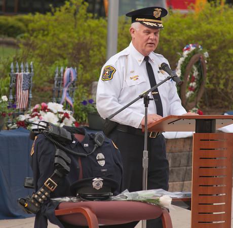 2012 Police Memorial