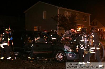 Car Fire 7-15-09