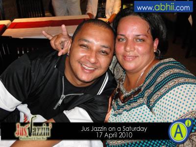 Jus Jazzin - 17th April 2010