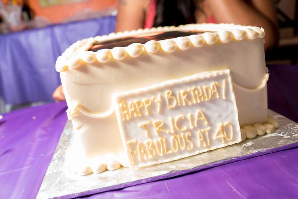Trisha's Surprise Birthday Party