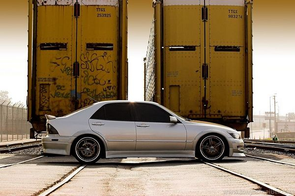 Phil's Lexus IS300