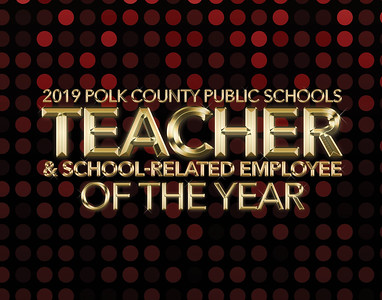2019 Teacher and School-Related Employee of the Year